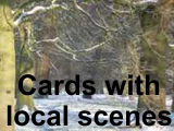 Cards with Local Scenes