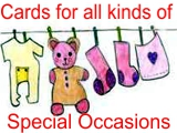 Cards for Special Occasions